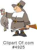 Royalty-Free (RF) bird Clipart Illustration #4925