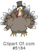 Royalty-Free (RF) Bird Clipart Illustration #5184