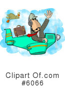Bird Clipart #6066 by djart
