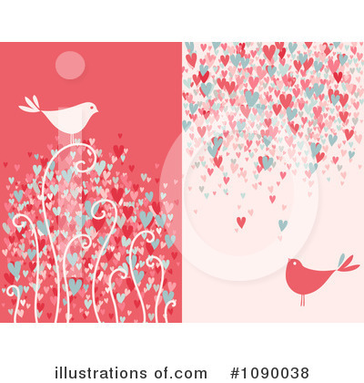 Heart Clipart #1090038 by elena