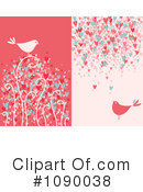 Royalty-Free (RF) Birds Clipart Illustration #1090038