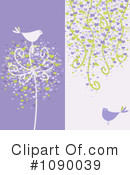 Royalty-Free (RF) Birds Clipart Illustration #1090039