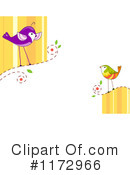 Royalty-Free (RF) Birds Clipart Illustration #1172966