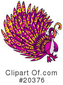 Royalty-Free (RF) Birds Clipart Illustration #20376