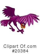 Royalty-Free (RF) Birds Clipart Illustration #20384