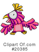 Royalty-Free (RF) Birds Clipart Illustration #20385