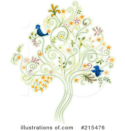 Tree Clipart #215476 by BNP Design Studio