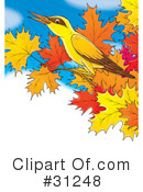 Royalty-Free (RF) Birds Clipart Illustration #31248