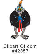 Birds Clipart #42857 by Dennis Holmes Designs