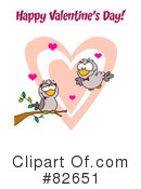 Royalty-Free (RF) Birds Clipart Illustration #82651
