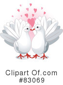 Royalty-Free (RF) Birds Clipart Illustration #83069