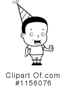 Birthday Boy Clipart #1156076 by Cory Thoman