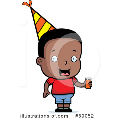 Party Clipart #69052 by Cory Thoman
