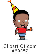 Birthday Boy Clipart #69052 by Cory Thoman
