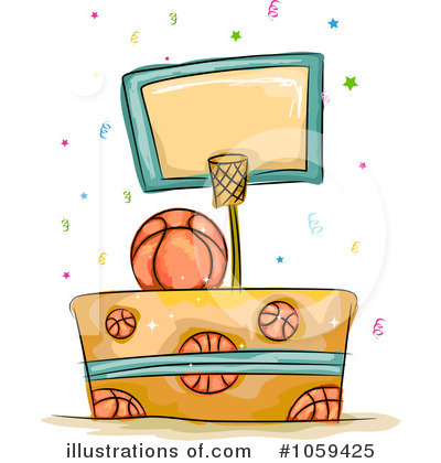 Cake Clipart #1059425 by BNP Design Studio