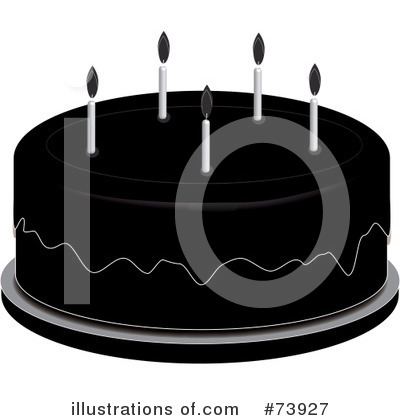 Birthday Cake Clipart #73927 by Pams Clipart