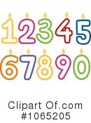 Birthday Candle Clipart #1065205 by BNP Design Studio