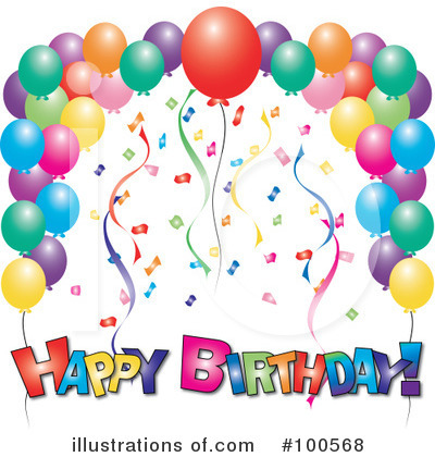 Celebrate Clipart #100568 by Pams Clipart