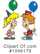 Birthday Clipart #1046179 by toonaday