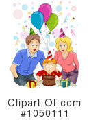 Birthday Clipart #1050111 by BNP Design Studio