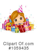 Birthday Clipart #1059435 by BNP Design Studio
