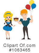 Royalty-Free (RF) Birthday Clipart Illustration #1063465