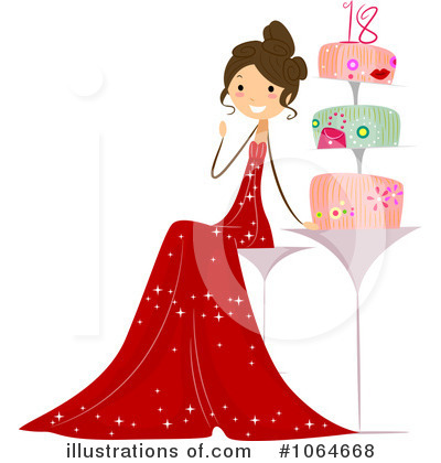 Prom Clipart #1064668 by BNP Design Studio