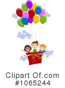 Royalty-Free (RF) Birthday Clipart Illustration #1065244