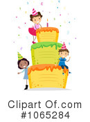Birthday Clipart #1065284 by BNP Design Studio