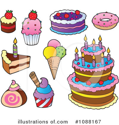 Ice Cream Clipart #1088167 by visekart