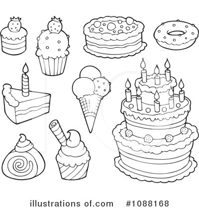 Ice Cream Clipart #1088168 by visekart
