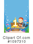 Royalty-Free (RF) Birthday Clipart Illustration #1097310