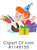 Birthday Clipart #1146155 by yayayoyo