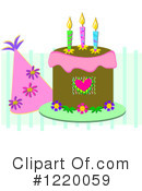 Birthday Clipart #1220059 by bpearth