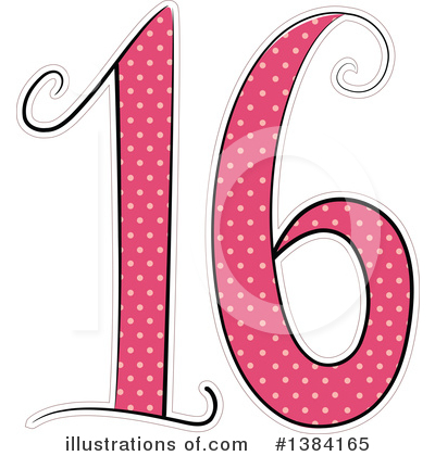 Royalty-Free (RF) Birthday Clipart Illustration by BNP Design Studio - Stock Sample #1384165
