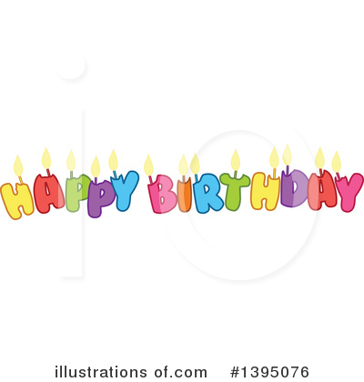 Royalty-Free (RF) Birthday Clipart Illustration by Liron Peer - Stock Sample #1395076