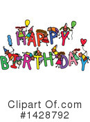 Birthday Clipart #1428792 by Prawny