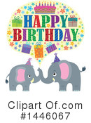 Birthday Clipart #1446067 by visekart