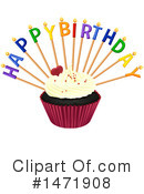 Birthday Clipart #1471908 by Graphics RF