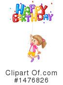 Birthday Clipart #1476826 by Graphics RF