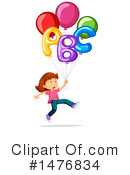 Birthday Clipart #1476834 by Graphics RF