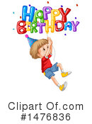 Birthday Clipart #1476836 by Graphics RF