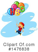 Birthday Clipart #1476838 by Graphics RF