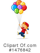 Birthday Clipart #1476842 by Graphics RF