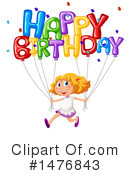 Birthday Clipart #1476843 by Graphics RF