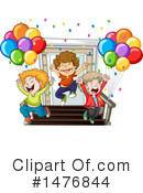 Birthday Clipart #1476844 by Graphics RF