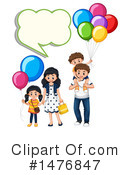 Birthday Clipart #1476847 by Graphics RF