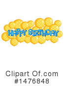 Birthday Clipart #1476848 by Graphics RF