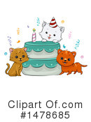 Birthday Clipart #1478685 by BNP Design Studio