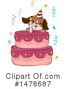 Birthday Clipart #1478687 by BNP Design Studio